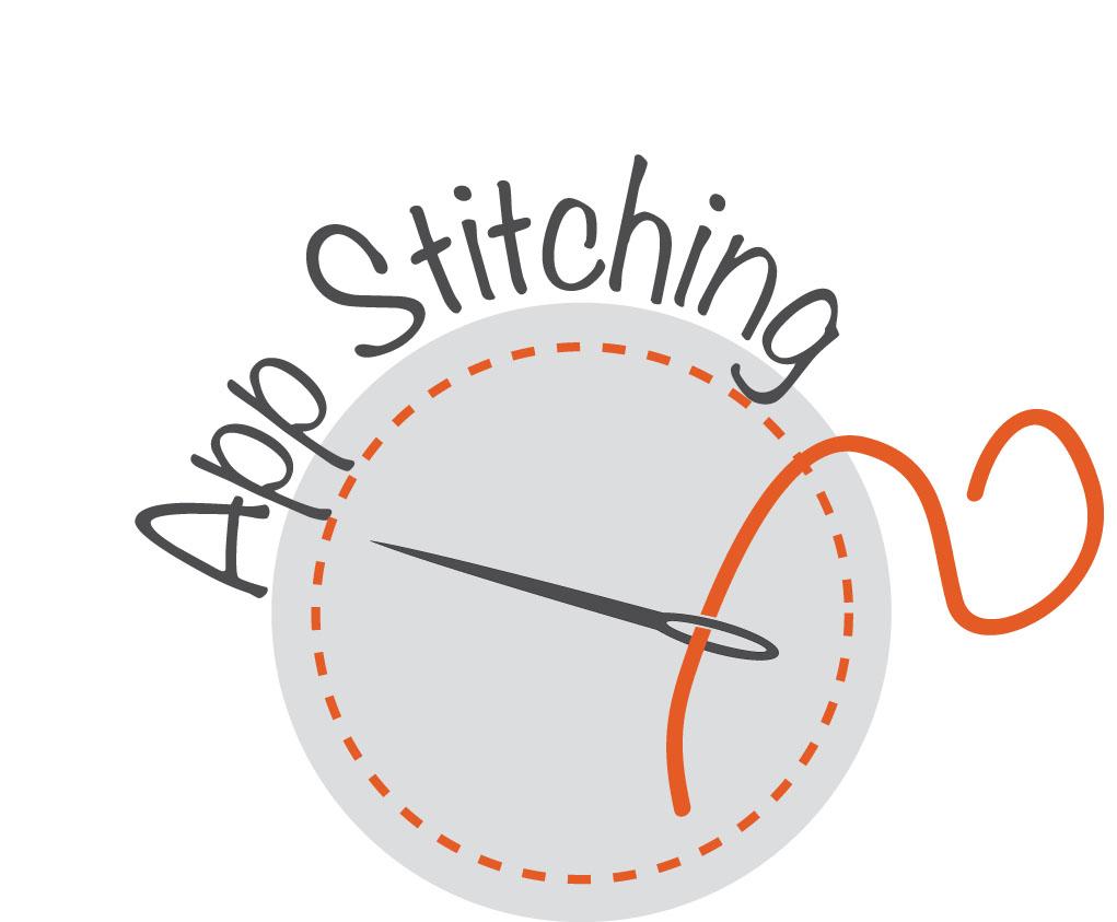 app stitching logo