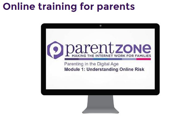 Resilient Families - free online training