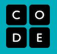 Hour of Code new activities list